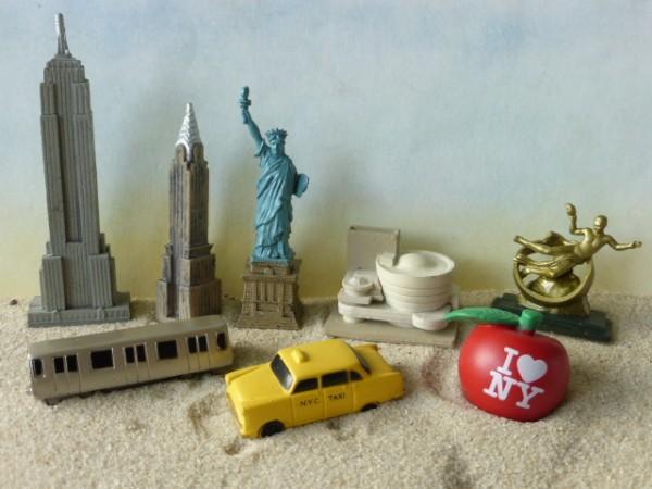 Röhre: 'New York City'
