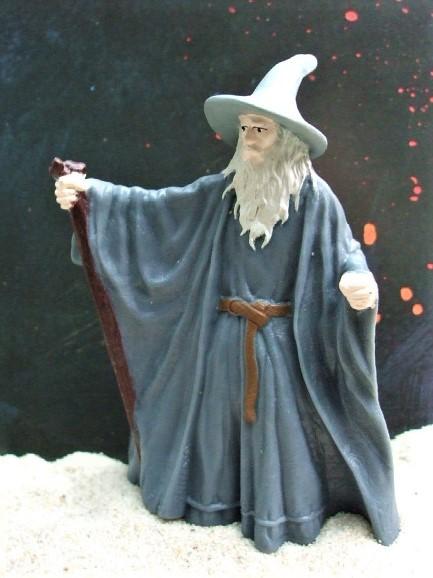 'Gandalf' - Zauberer aus 'Herr der Ringe'