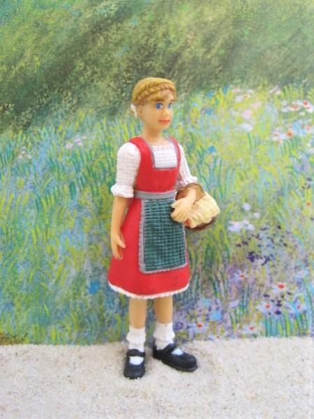 Bauernmädchen 'Lena' ... im Dirndl