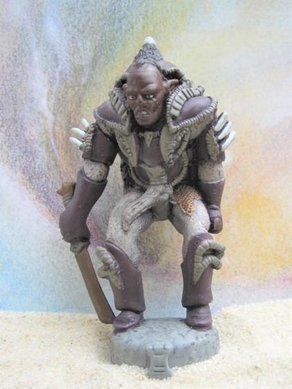 'Der Herr der Ringe' - Ork - stehend