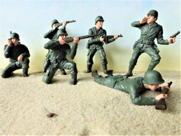 Röhre: Soldaten - Serie 'Army Men'