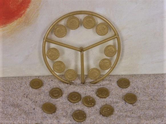 Mini - Münzen... 20er Set